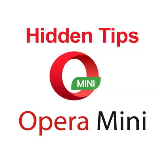 Hidden Tips To Increasing Browsing Speed On Opera Mini